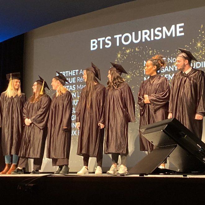 BTS Tourisme Formation