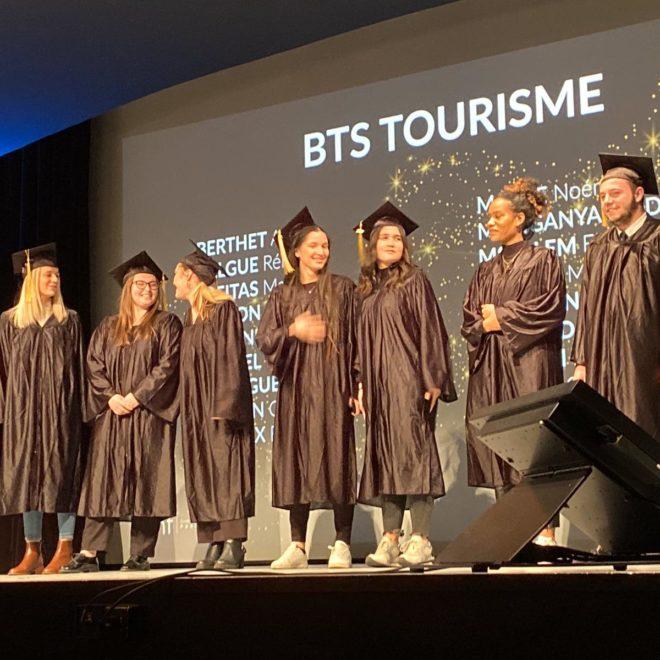 BTS Tourisme, diplôme